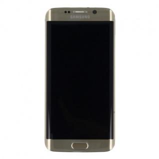 Display LCD Ersatz Gold GH97-17819A für Samsung Galaxy S6 Edge Plus G928F Neu - Vorschau 3