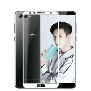 Premium 0, 3 mm H9 Hartglas Weiß Folie für Huawei Nova 2S Schutz Hülle Zubehör