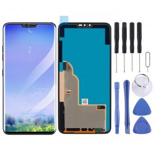 Für LG V40 ThinQ Display LCD Einheit Touch Screen Reparatur Schwarz Ersatzteil