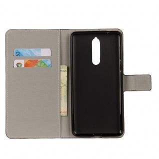 Schutzhülle Motiv 25 für Nokia 8 2017 Tasche Hülle Case Zubehör Cover Etui Neu - Vorschau 4