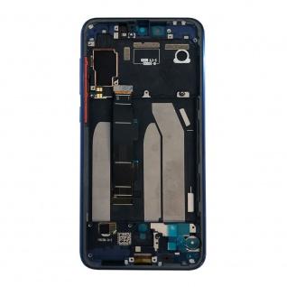 Für Xiaomi Mi 9 SE Display Full LCD Touch mit Rahmen Ersatz Reparatur Blau Neu - Vorschau 2