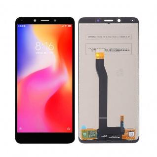 Für Xiaomi Redmi 6 / 6A Reparatur Display LCD Komplett Einheit Touch Schwarz Neu - Vorschau 2