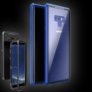 Magnet / Glas Case Bumper Cover Tasche Case Hülle Zubehör für Smartphones Neu - Vorschau 2