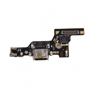 Ladebuchse Dock Connector Flex Kabel für Huawei P9 USB Buchse Mikro Mikrofon Neu