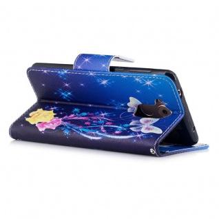 Schutzhülle Motiv 27 für Huawei Honor 6C / Enjoy 6S Tasche Hülle Case Cover Etui - Vorschau 4