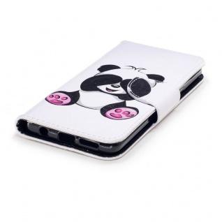 Tasche Wallet Book Cover Motiv 22 für Samsung Galaxy S9 G960F Hülle Case Etui - Vorschau 4
