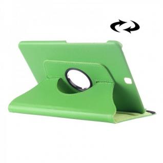 Schutzhülle 360 Grad Grün Tasche für Samsung Galaxy Tab S2 9.7 T810 T815N Case