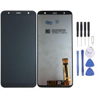 Display LCD Komplettset Schwarz für Samsung Galaxy J4+ J415F J6+ J610F Plus 2018