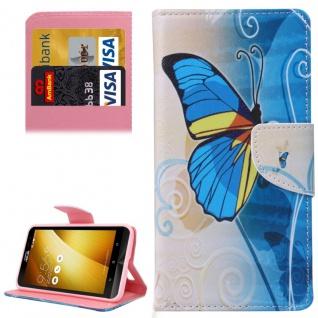 Für ASUS Zenfone 3 ZE552KL 5.5 Schutzhülle Muster 74 Tasche Cover Case Hülle Neu
