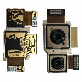 Haupt Kamera Flex Einheit Rückkamera für HTC U12 Plus Ersatzteil Objektiv Back