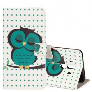 Schutzhülle Motiv 35 für Huawei Mate 10 Pro Tasche Hülle Case Zubehör Cover Neu