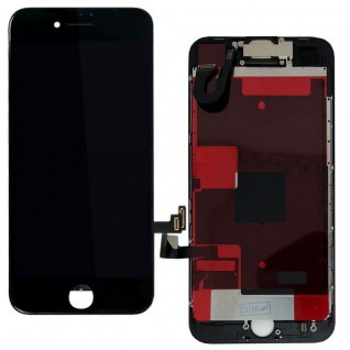 Für Apple iPhone 8 4.7 All in One Display LCD Komplett Einheit Touch Schwarz Neu
