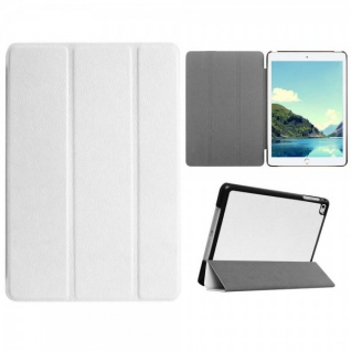 Smartcover Weiß Cover Tasche für Apple iPad Mini 4 7.9 Zoll Hülle Etui Case Neu