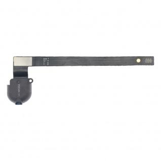 Aux Kopfhörer Buchse Flex für Apple iPad 10.2 / iPad 7 WIFI Ersatzteil Schwarz