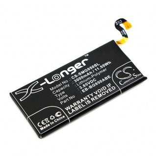 Akku Batterie Battery für Samsung Galaxy S8 G950F ersetzt EB-BG950ABE Ersatzakku - Vorschau 1