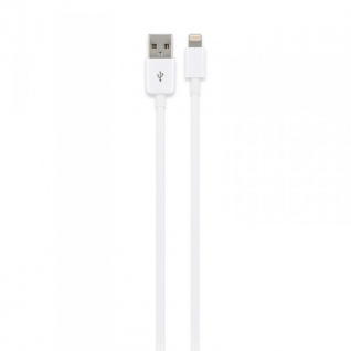 Goobay USB Sync- & Ladekabel für Apple iPhone 5S 5 iPod iPhone iPad Air uvm. Zubehör