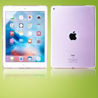 Schutzhülle Silikon Glossy Pink Hülle für Apple iPad Pro 9.7 Zoll Tasche Cover