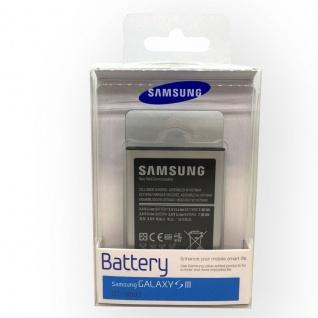 Original Samsung Galaxy S3 GT-i9300 Akku EB-L1G6LLU Batterie 2100mAh Battery TOP