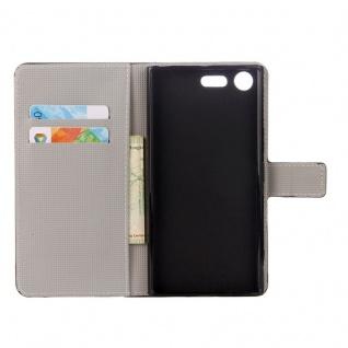 Schutzhülle Motiv 28 für Sony Xperia XZ1 Compact Tasche Hülle Case Zubehör Neu - Vorschau 4