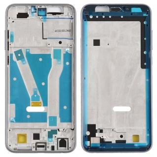 Mittelrahmen für Huawei Honor 9 Lite Front Housing LCD Gehäuse Grau Neu Top