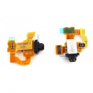 3, 5 mm Audio Anschluß Dichtung für Reparatur Sony Xperia Z3 Compact Sensor Flex