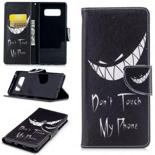 Schutzhülle Motiv 33 für Samsung Galaxy Note 8 N950 N950F Tasche Hülle Case Neu