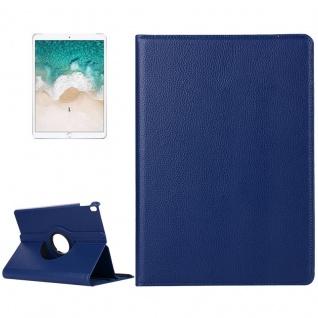 Schutzhülle 360 Grad Blau Case Cover Etui Tasche für Apple iPad Pro 10.5 2017