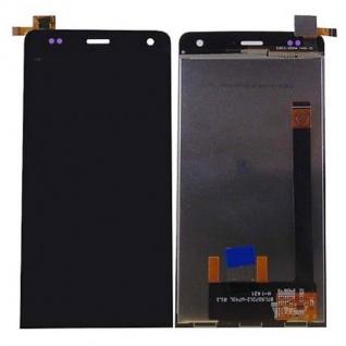Display Full LCD Komplett Einheit für Wiko Getaway Reparatur Touch Schwarz Neu - Vorschau 2