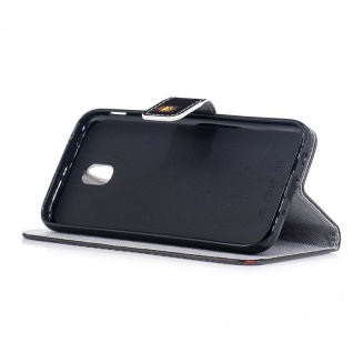 Schutzhülle Motiv 38 für Samsung Galaxy J3 J330F 2017 Tasche Hülle Case Zubehör - Vorschau 3