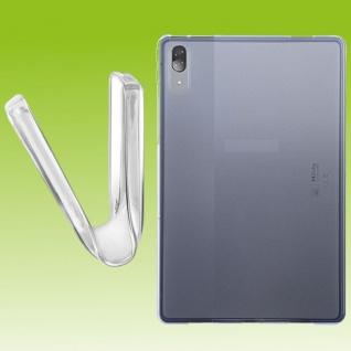 Für Lenovo Tab P11 Pro 11.5 TB-J706F Transparent Tablet Tasche Hülle TPU Silikon