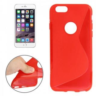Günstige Hülle Schutz Silikon TPU für Apple iPhone 6 4.7 Handyzubehör Motiv 4