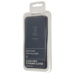 Samsung Flip Tasche Clear View EF-ZG965CLE für Galaxy S9 Plus G965F Cover Blau - Vorschau 2