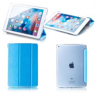 WIGENTO Smartcover Blau für Apple iPad Pro 9.7 Zoll Hülle Tasche Case Wake UP