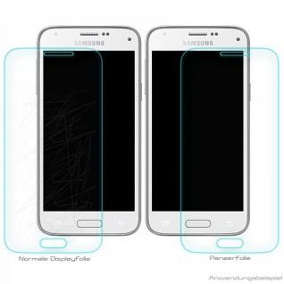 Premium 0, 3 mm Panzerfolie Schock Folie für Samsung Galaxy S2 i9100 Plus i9105P - Vorschau 3