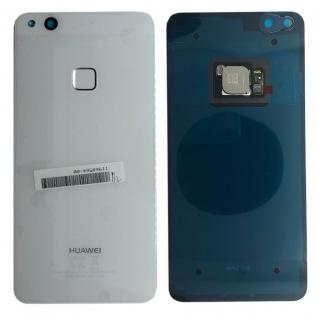 Huawei Akkudeckel Akku Deckel Batterie Cover Weiß für P10 Lite / 02351FXA Neu