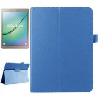 Schutzhülle Hell Blau Tasche für Samsung Galaxy Tab S2 9.7 SM T810 T815N Hülle