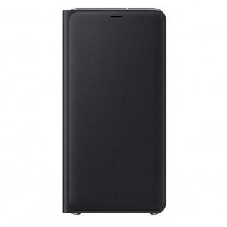 Samsung Wallet Cover Hülle EF-WA750PBEG Galaxy A7 2018 A750F Schutzhülle Schwarz - Vorschau 2
