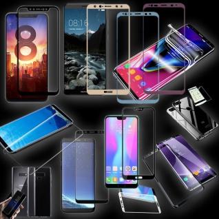Display Schutz für Smartphones TPU Folien 2.5D 0, 26 3D / 4D 0, 3 mm H9 Hart Glas