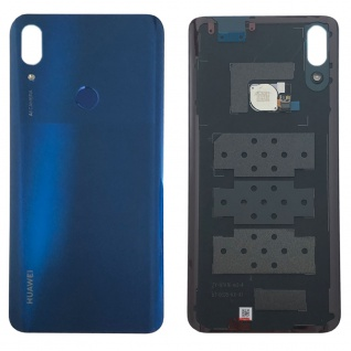 Huawei Akkudeckel Akku Deckel Batterie Cover Blau für P Smart Z 02352RXX Neu