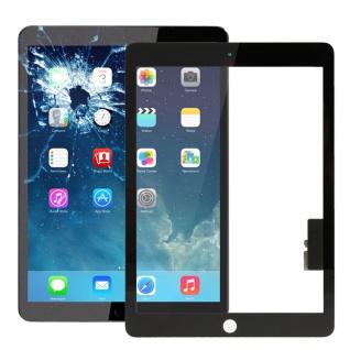 Touch Screen Glas Display für New Apple iPad 9.7 2017 Digitizer Schwarz Ersatz