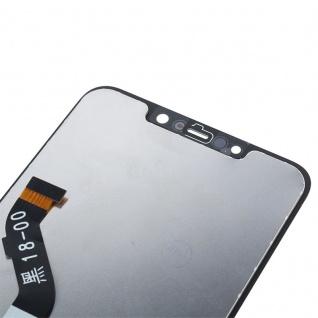 Für Xiaomi Pocophone Poco F1 Reparatur Display LCD Komplett Touch Schwarz Neu - Vorschau 2