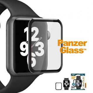 Für Apple Watch Series 4/5/6/SE 40mm H9 Hart Glas Schwarz Folie Schutz