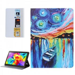 Schutzhülle Design Motiv 66 Tasche für Samsung Galaxy Tab S 10.5 T800 Zubehör