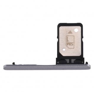 Für Sony Xperia 10 Simkarten Halter Card Tray Grau SD Card Ersatzteil Zubehör