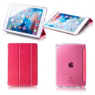 WIGENTO Smartcover Rot für Apple iPad Pro 9.7 Zoll Hülle Tasche Case Wake UP Neu
