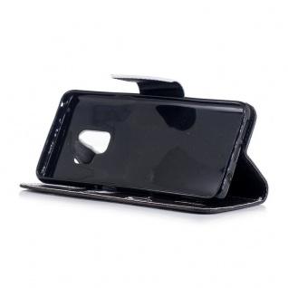 Tasche Wallet Book Cover Motiv 25 für Samsung Galaxy S9 G960F Hülle Case Etui - Vorschau 3