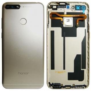 Huawei Akkudeckel Akku Deckel Batterie Cover Gold für Honor 7A 97070UAB Ersatz