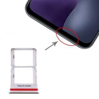 Für Xiaomi Mi 10 Lite Card Tray Sim Karten Halter Silber Ersatzteil Zubehör - Vorschau 4