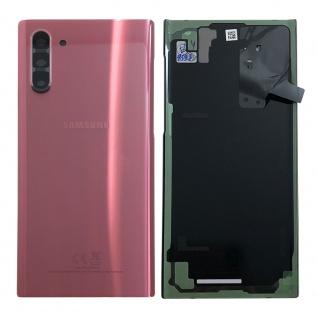 Samsung GH82-20528F Akkudeckel Deckel für Galaxy Note 10 N970F Aura Pink Ersatz
