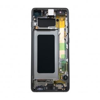 Samsung Display LCD Komplettset GH82-18849A Schwarz für Galaxy S10 Plus G975F - Vorschau 4